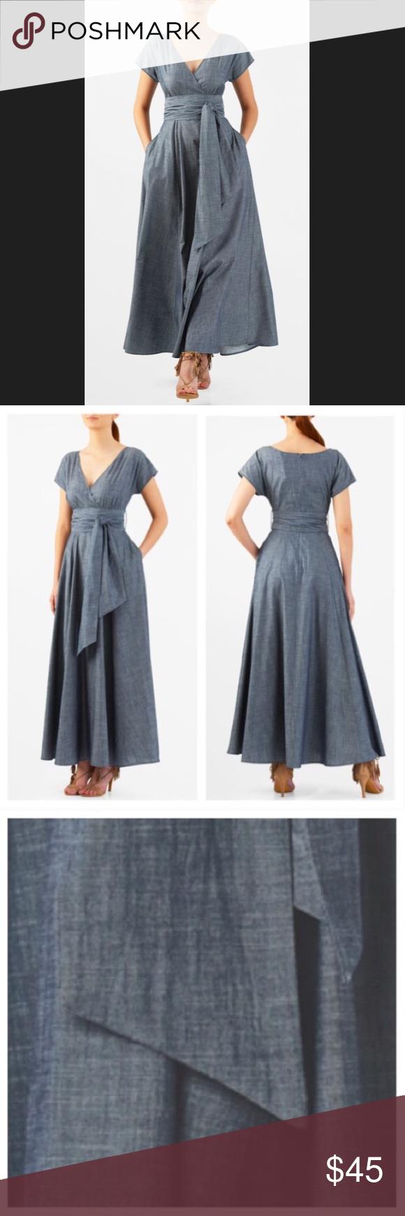 Maxi dress 20w
