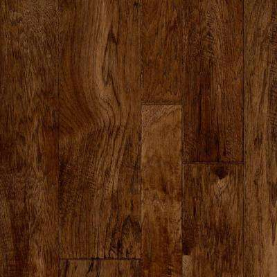 MultiWidth Hickory Plank Dark Ft Wide X Your Choice Length - Wide width vinyl flooring