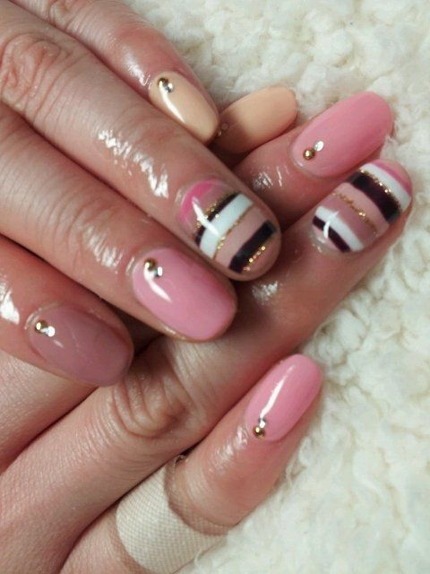 Easy Fall Nail Art Designs Beauty Pinterest Fabulous Nails