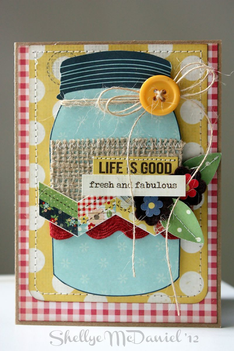 How to scrapbook greeting cards - Super Cute Simple Stories Summer Fresh Card Ideas Scrapbookingscrapbook