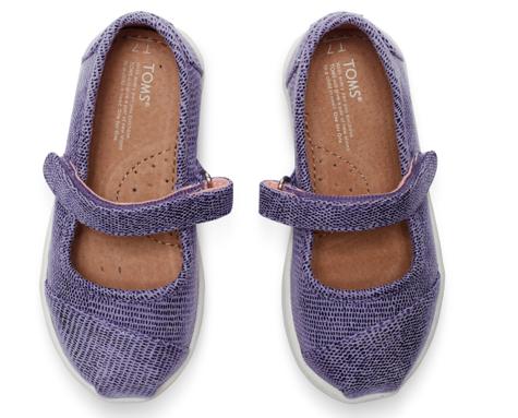 #maryjane #kids #footwear #designs created for #TOMS #shoes