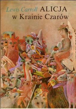 Przedmioty Uzytkownika Antykwariat Prl Ksiazki Dla Dzieci Alleg Alice S Adventures In Wonderland Alice In Wonderland Book Alice In Wonderland Illustrations