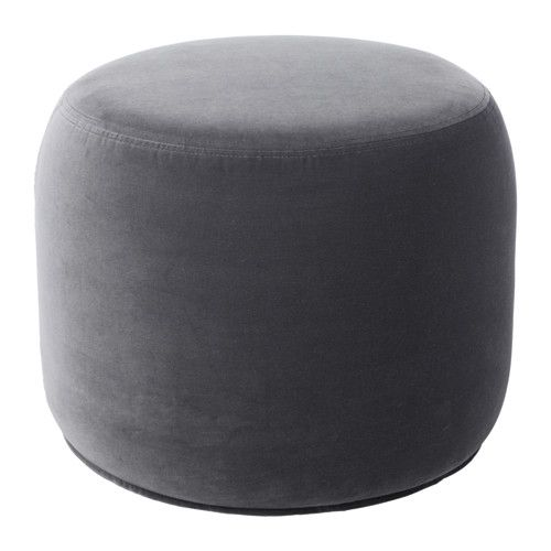 Pouf Ottoman Ikea Extraordinary Stockholm 2017 Ottoman Sandbacka Dark Gray  Pinterest  Ikea Decorating Design