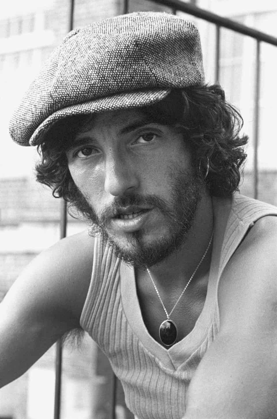 Bruce Springsteen in pictures – to mark 30 years since Born in the USA