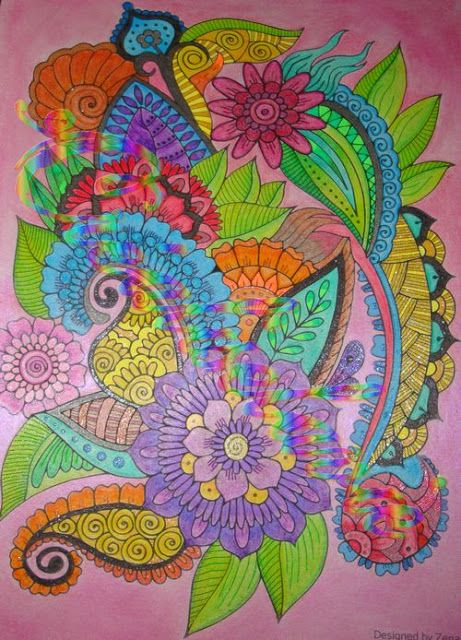 Epingle Sur Coloriages Pour Adultes