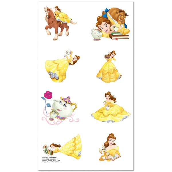 8 ct Beauty and the Beast Loot Bags Dress Up & Pretend Play Toys ...