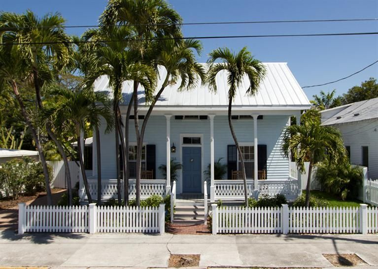 Eyebrow House Key West Architecture Conch House Key West Key West House Conch House