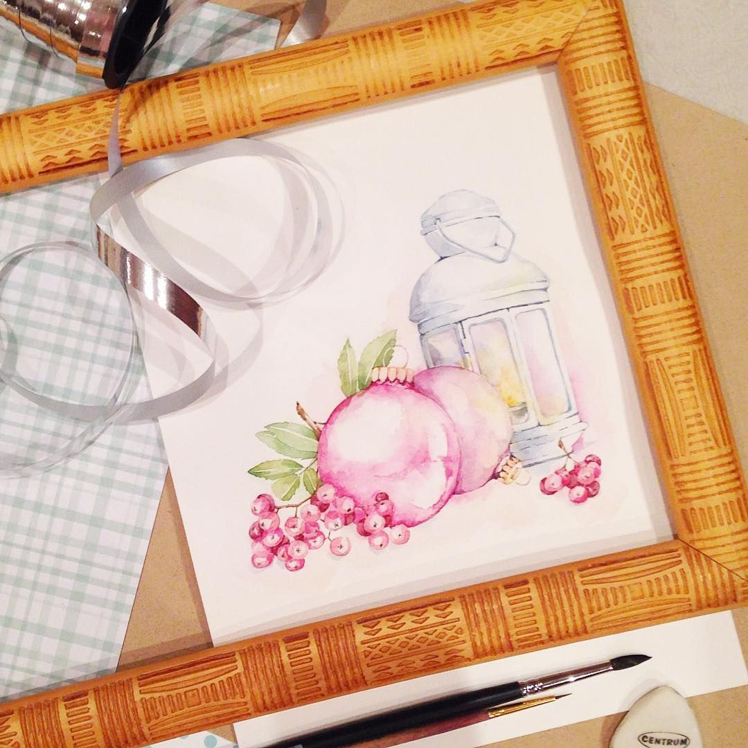 Watercolorist Mariyaer Waterblog Akvarel Aquarelle Painting