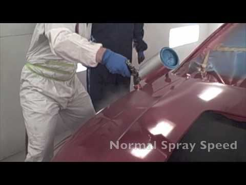 DIY How To Paint A Car Yourself Using Primer Sealer, Base