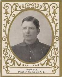 1909 Ramly Cigarettes T204 57 Harry Howell Front 1909