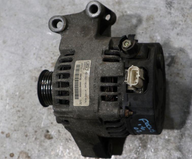 Car Alternators Make Great Electric Motors Here S How Hackaday Car Alternator Alternator Electric Motor