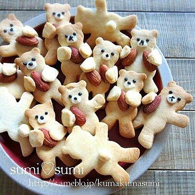 「なにこれ可愛い!」子どもに作ってあげたいクッキーアイディアレシピ7選の画像