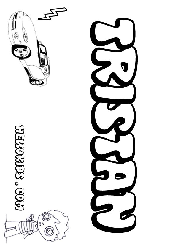 Name Coloring Pages Printable Coloring Pages Coloring Pages