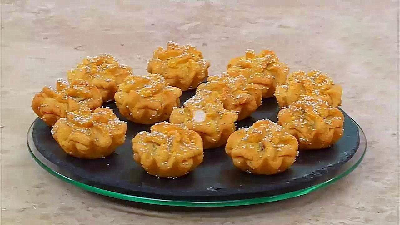 G teau makrout makroud de sabl recette facile la - Samira tv cuisine fares djidi ...