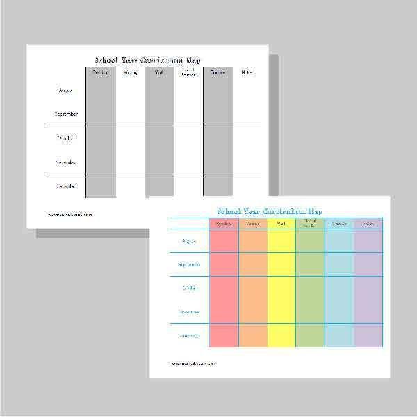 Editable Teacher Planning Binder