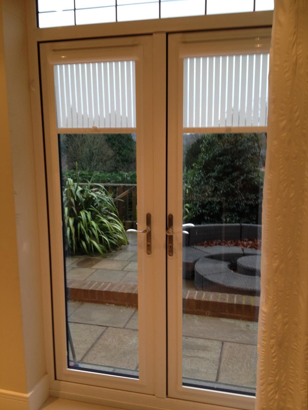 Lovely Magnetic Window Blinds For Metal Doors