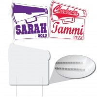 Megaphone Shaped Corrugated Plastic Sign Corrugated Plastic Signs Are The Solution To Your Inexpensi Corrugated Plastic Corrugated Plastic Signs Business Signs