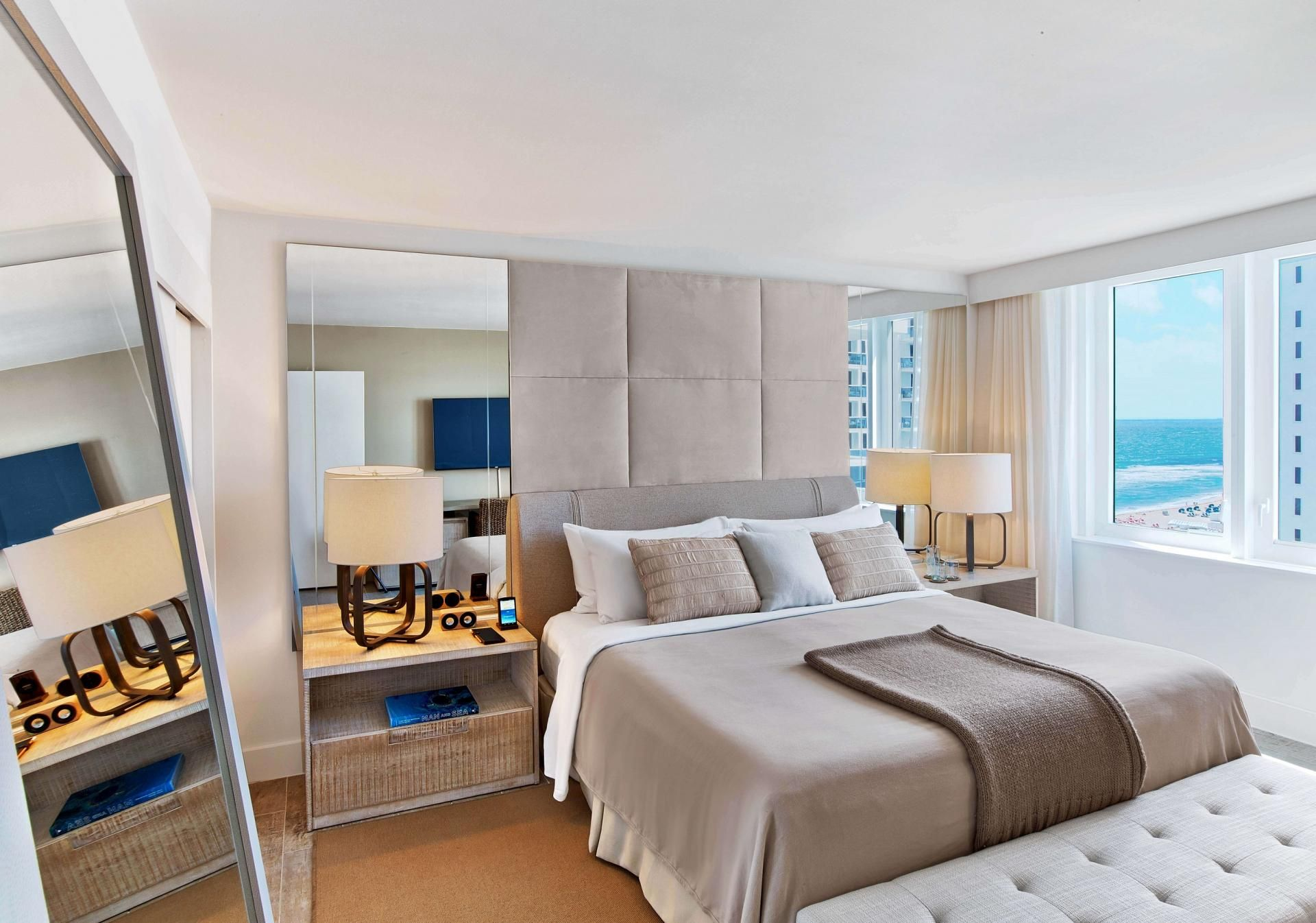 Bedroom Suite With Ocean View Hotel South Beach in 2020