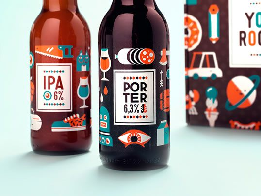 Package Inspiration: Beautiful Bottles and Labels