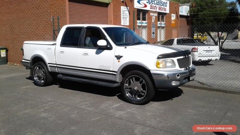 Ford F150 Twin Cab Lariat Ford F150 Forsale Australia Ford