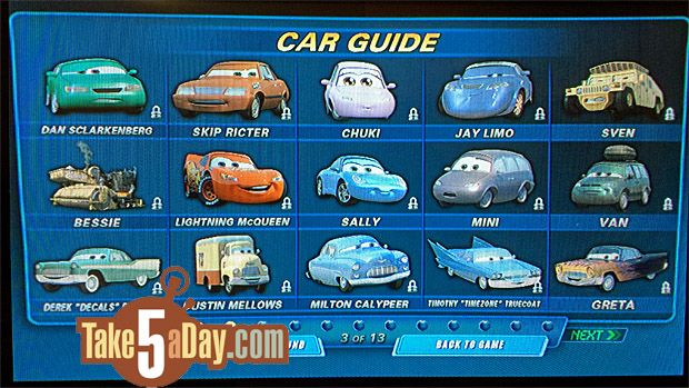 Mattel Disney Pixar Cars Blu Ray Finder 2007 To 2016 And Then