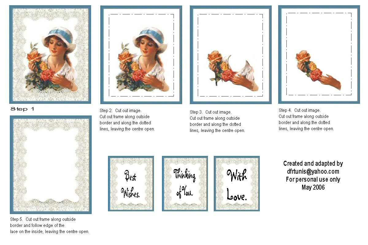 Autumn Flower Fairies Card Making Kit Decoupage//Papers//Toppers etc