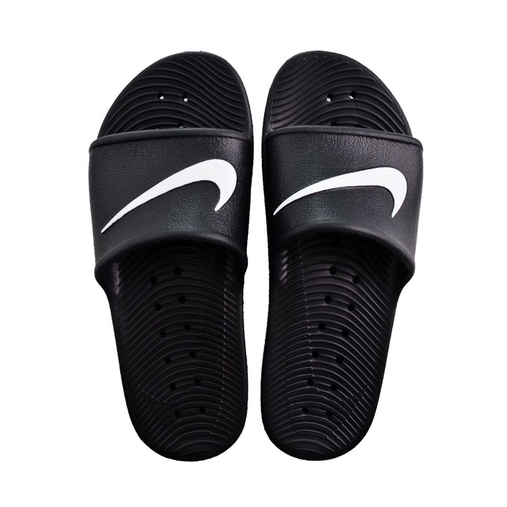 98d854063 New Nike Kawa Shower Men s Slide Sandals Blac 832528-001 All size New Flip  Flop  Nike  FlipFlops