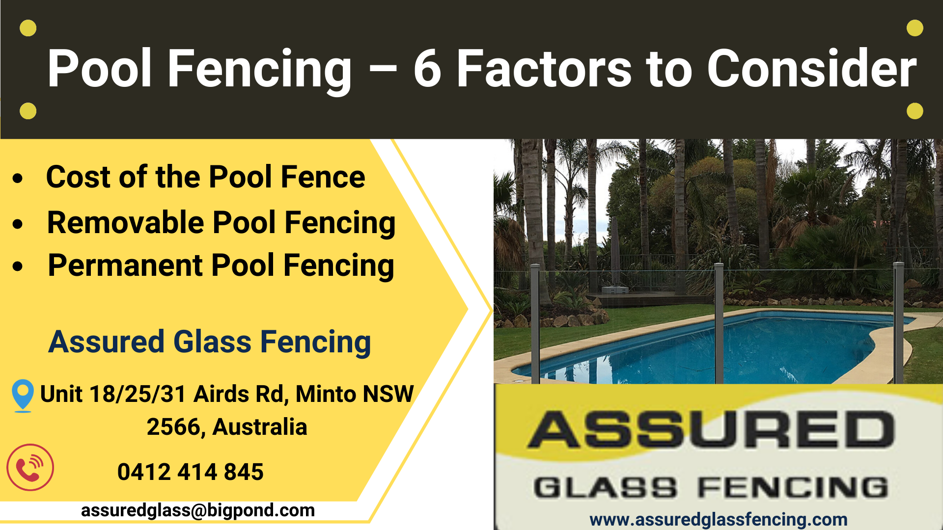 Assured Fencingglass Profile Pinterest