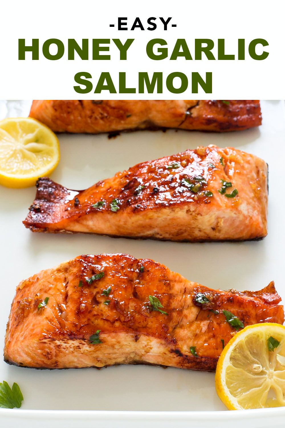Photo of Honey Garlic Salmon