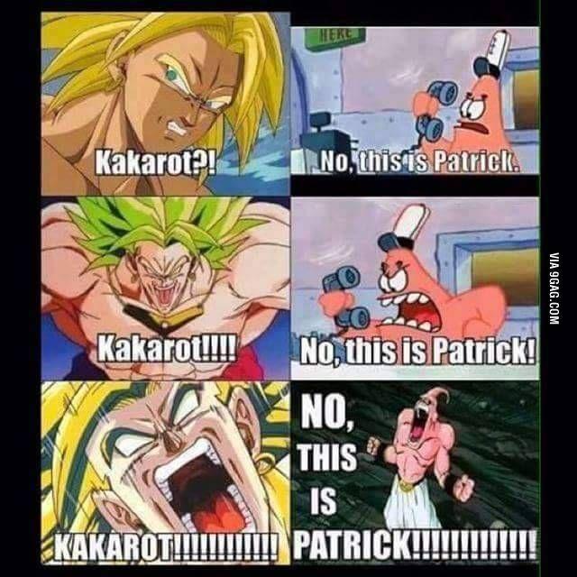 Goookuuuu Funny Dragon Dbz Memes Dragon Ball