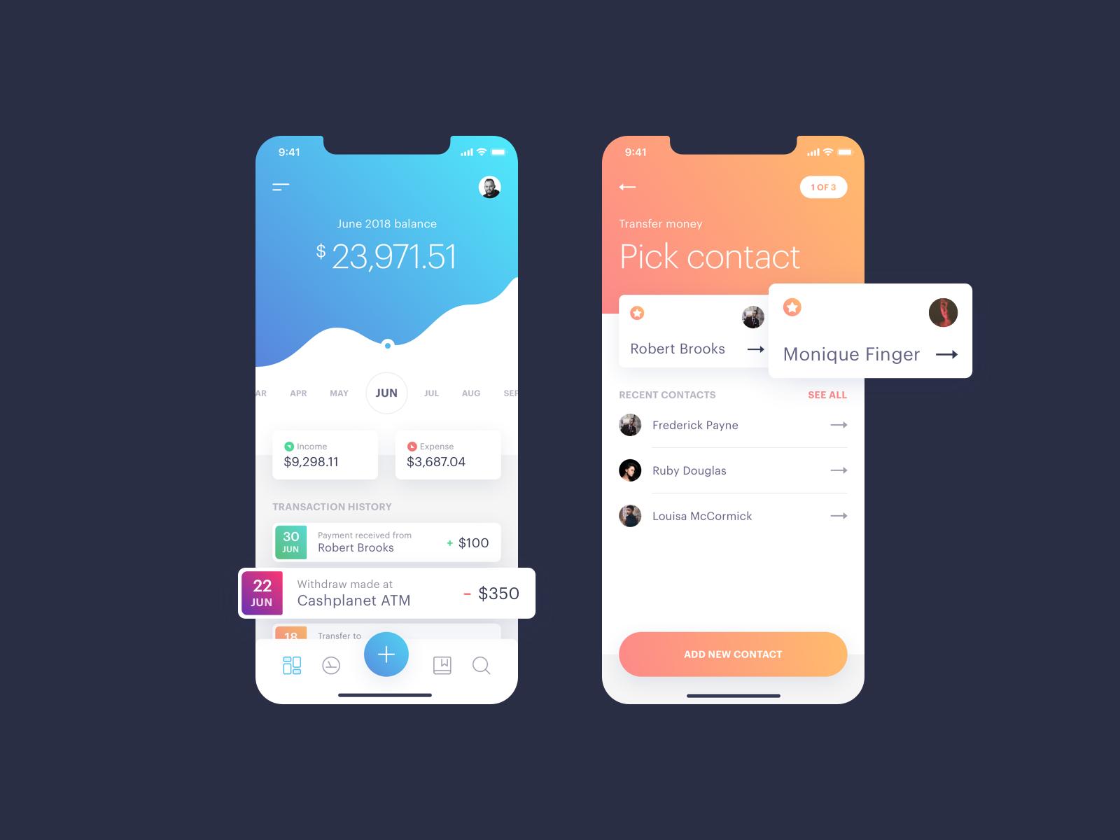 Payway Ios App Design Ios App Design App Design Ios App