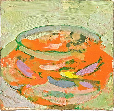 Ben Frank Moss. Orange Fish Bowl, 1979.
