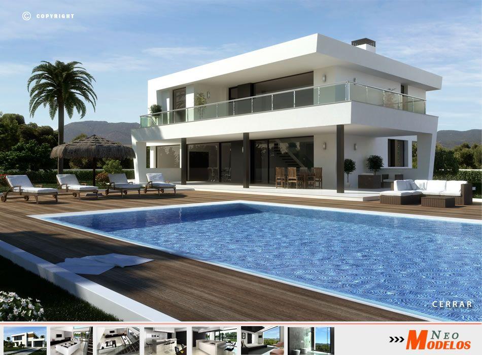 Viviendas modulares gallery of casas modulares modular - Casas modulares mallorca ...
