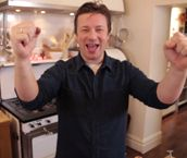 Jamie Oliver   Official website for recipes, books, tv shows and restaurants