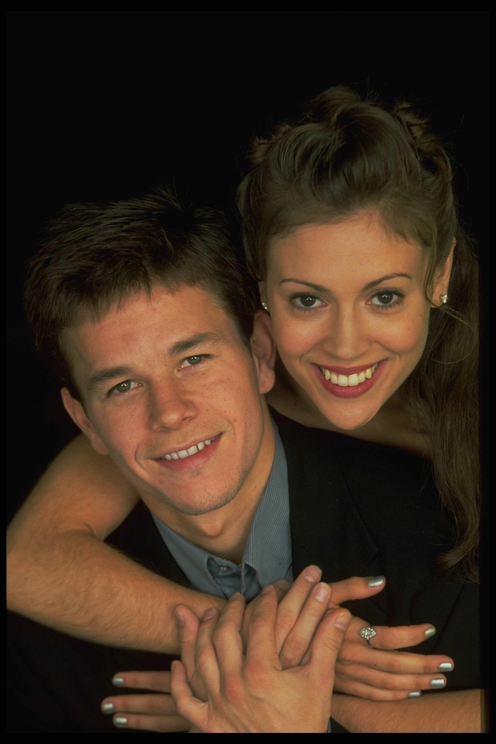 Alyssa Milano Movie Clips mark wahlberg and alyssa milanoeric roberts, 1996