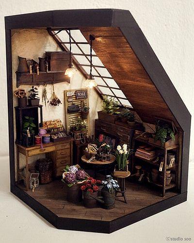 Flower shop | Flickr: Intercambio de fotos