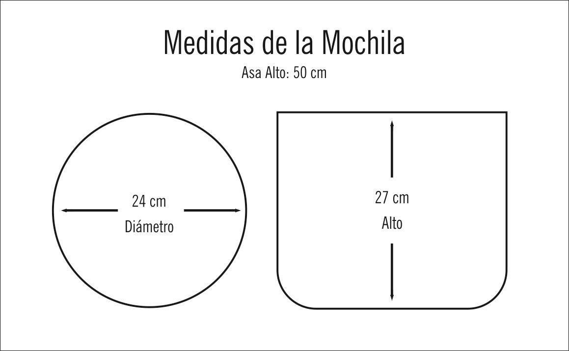 La MochilaМочила Medidas De Mochilas WayuuY Y6vbfmIyg7