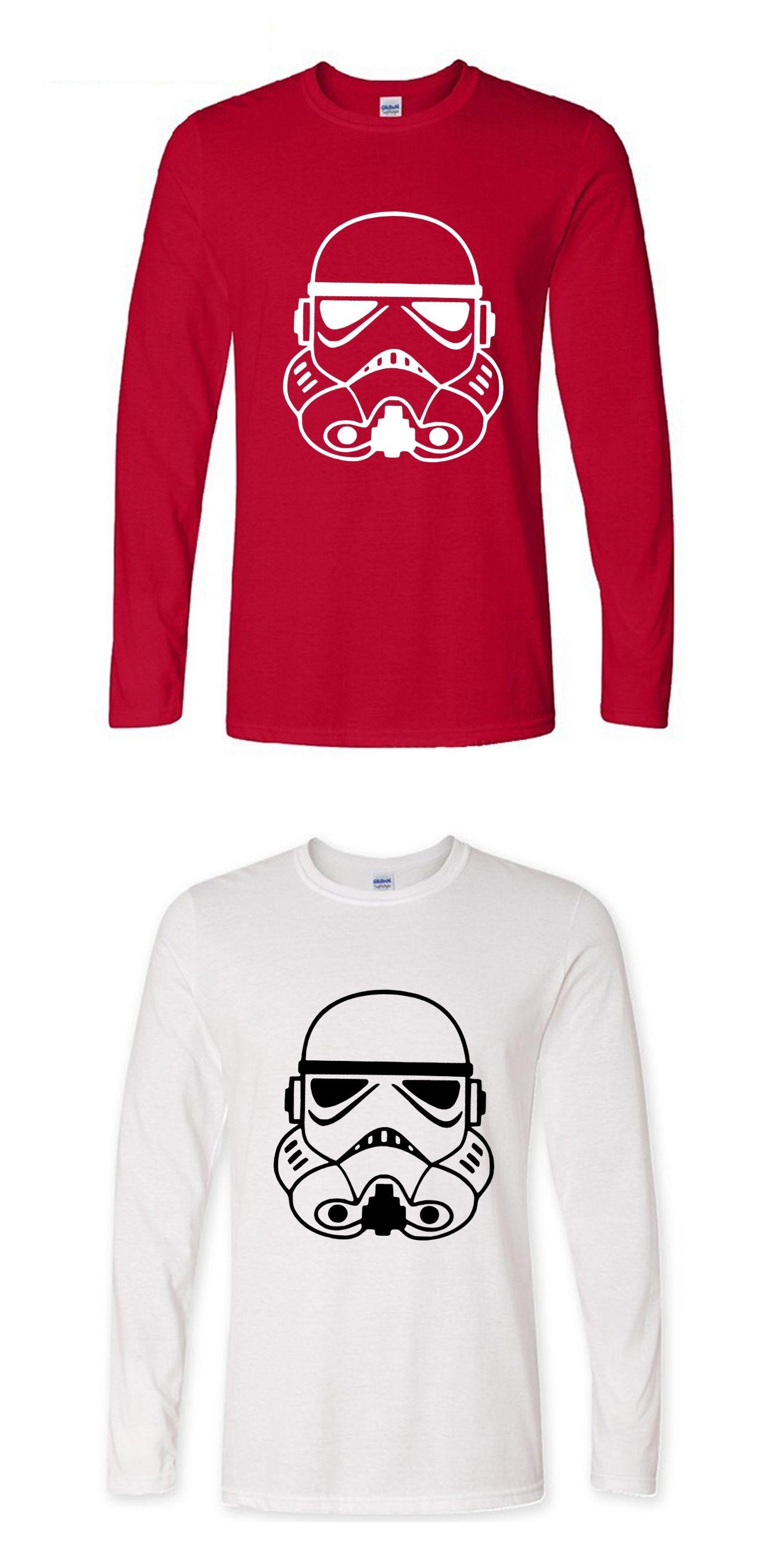 5cea1bf533b long sleeve autumn 2017 Star War T Shirts Men Support The Revolution T-Shirt  Masculina