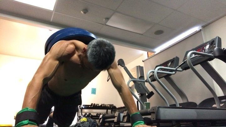 D177: +90lbs deathbed lecture   #fullplank     #plank1min365days     #exerciseyourmind     #fitnessm...