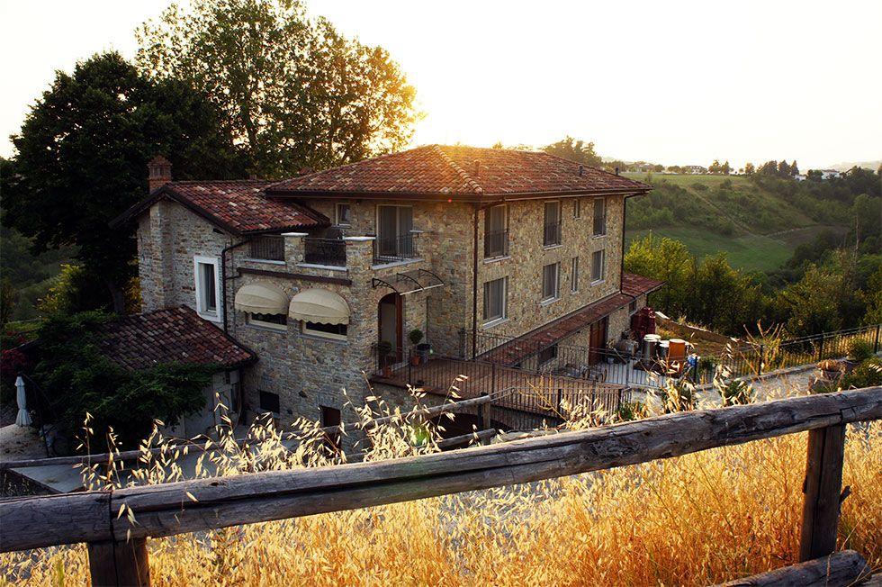 Costa dei Platani, Agriturismo im Piemont