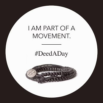 #DeedADay