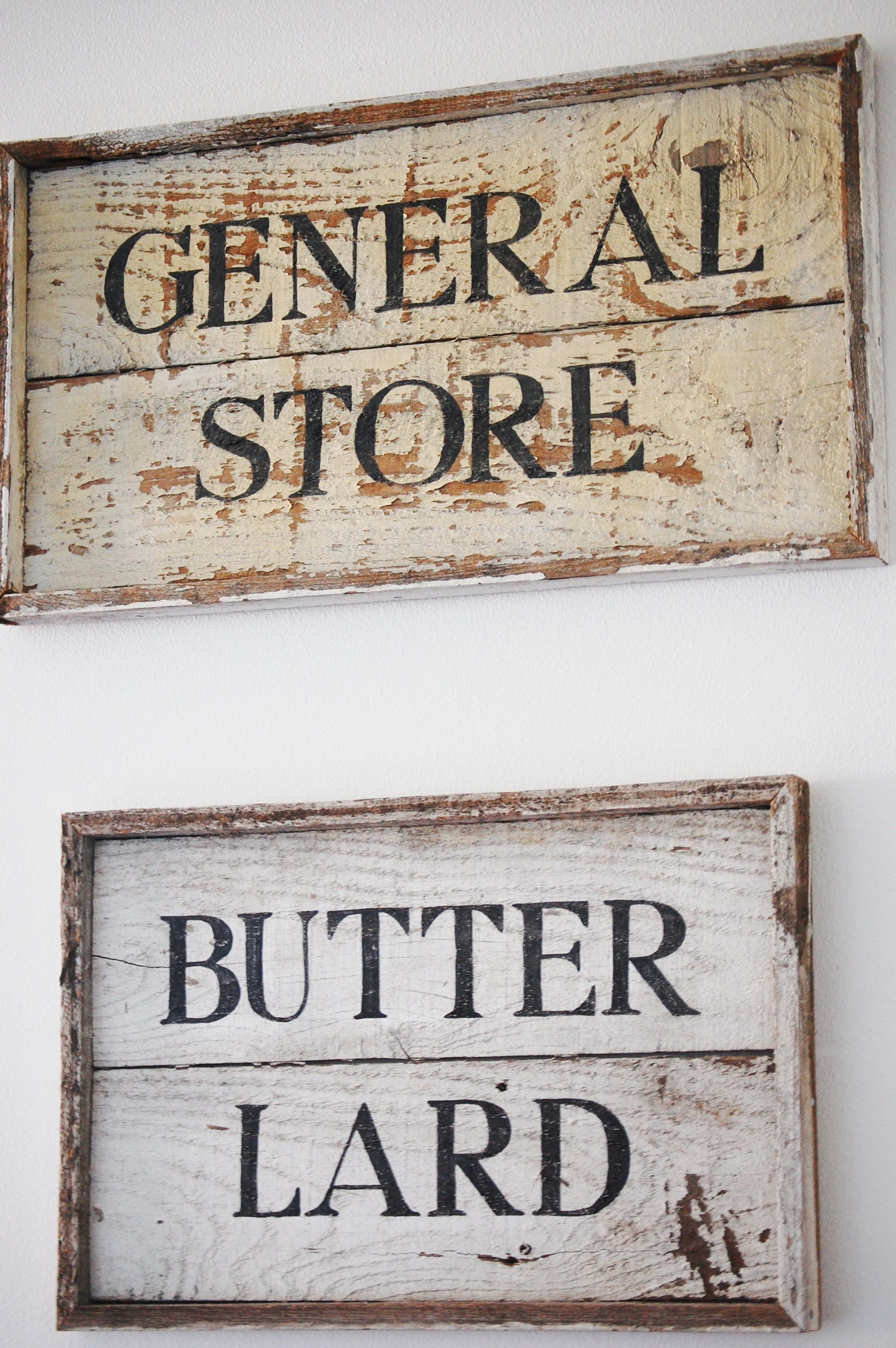 Pass the Butter, Please | Kitchen signs, Butter and Woods