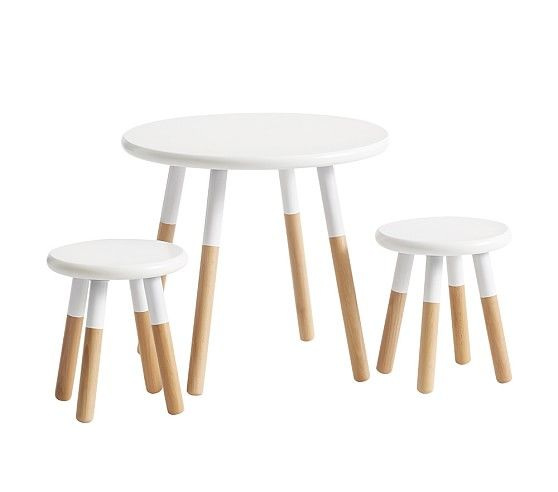 Surprising My First Two Tone Play Table Stool Set In 2019 Kids Spiritservingveterans Wood Chair Design Ideas Spiritservingveteransorg