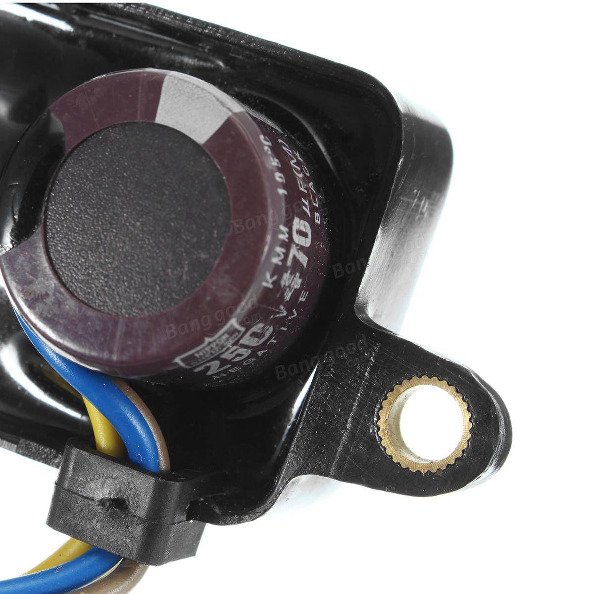 medium resolution of voltage regulator fits kubota low boy gl6500s av6500 b generator genset