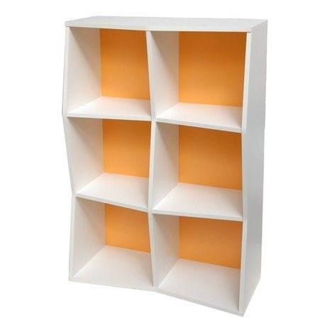 Meuble de rangement pour bureaux, espace d\u0027accueil, étagères Prisma