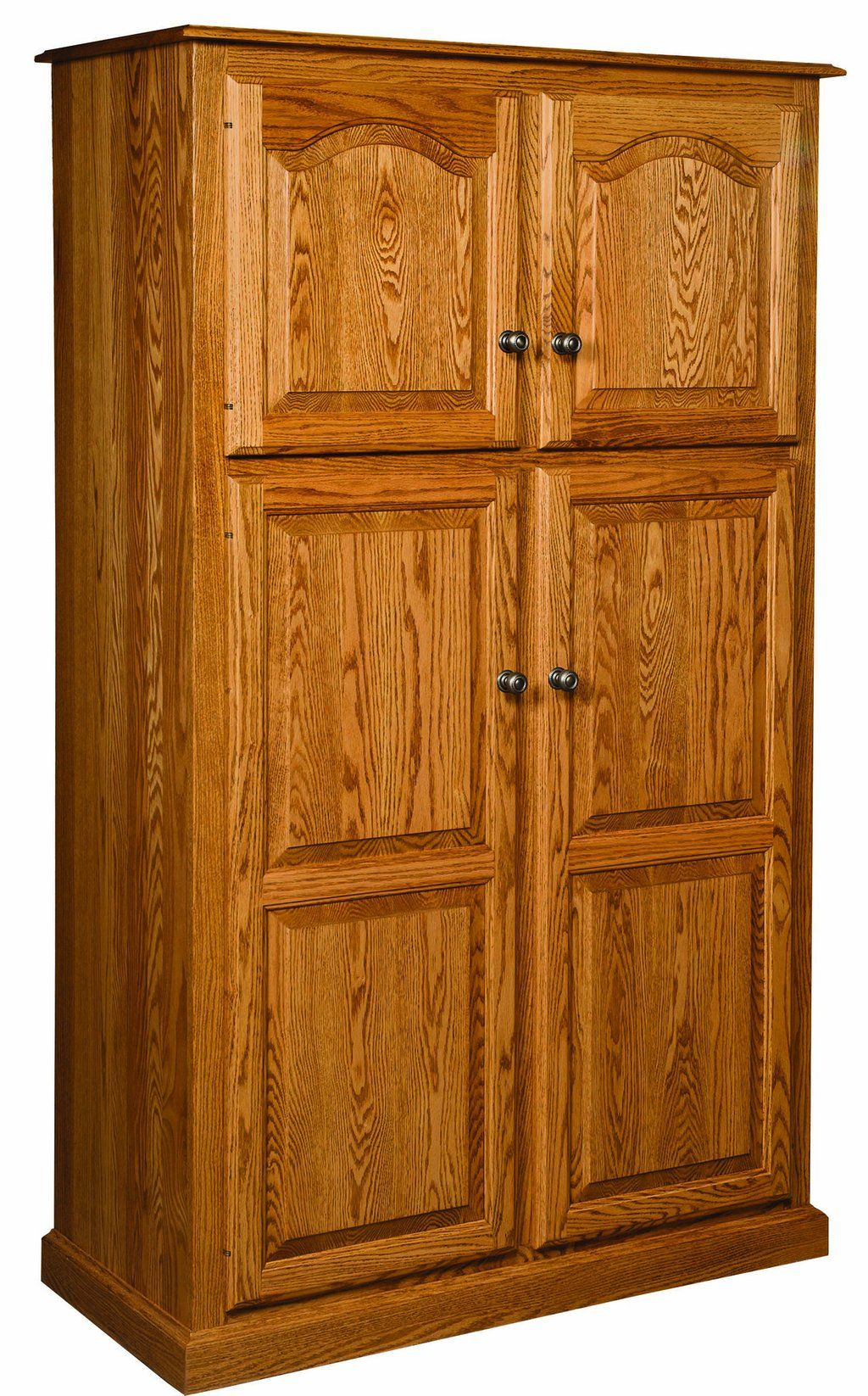 Lux Traditional 4-Door Pantry w/rollout shelf in 2019 ...