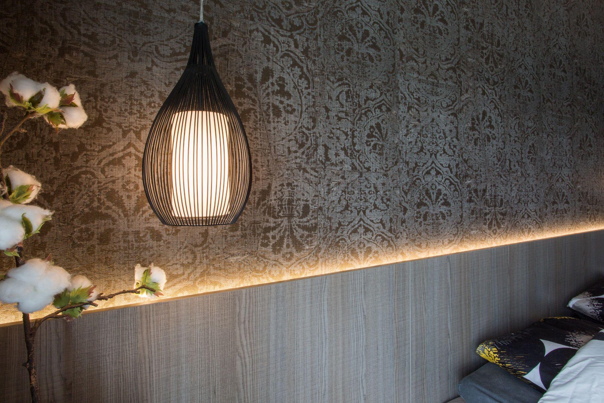 Slaapkamer Lamp Design : Deze lamp is een subtiel maar chique accent in de inrichting