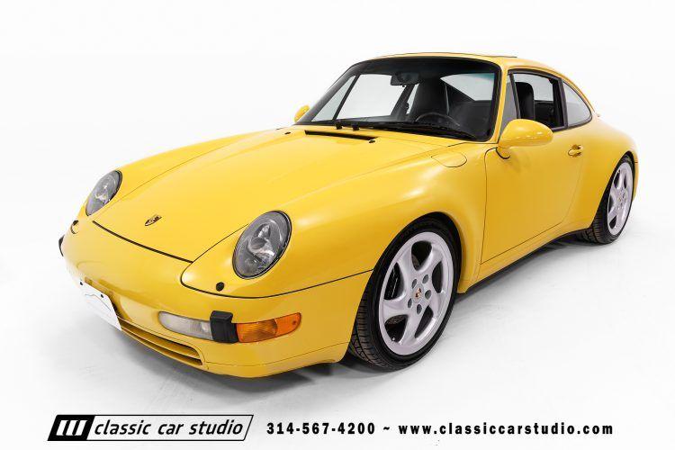 96 Porsche 4 Porsche 911 993 Porsche Porsche 911