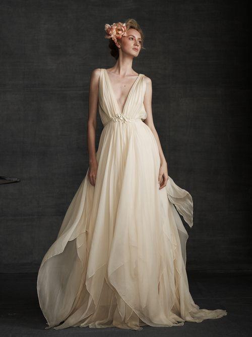 5928a7ebb06 13 Boho Wedding Dresses from Top Bridal Designers