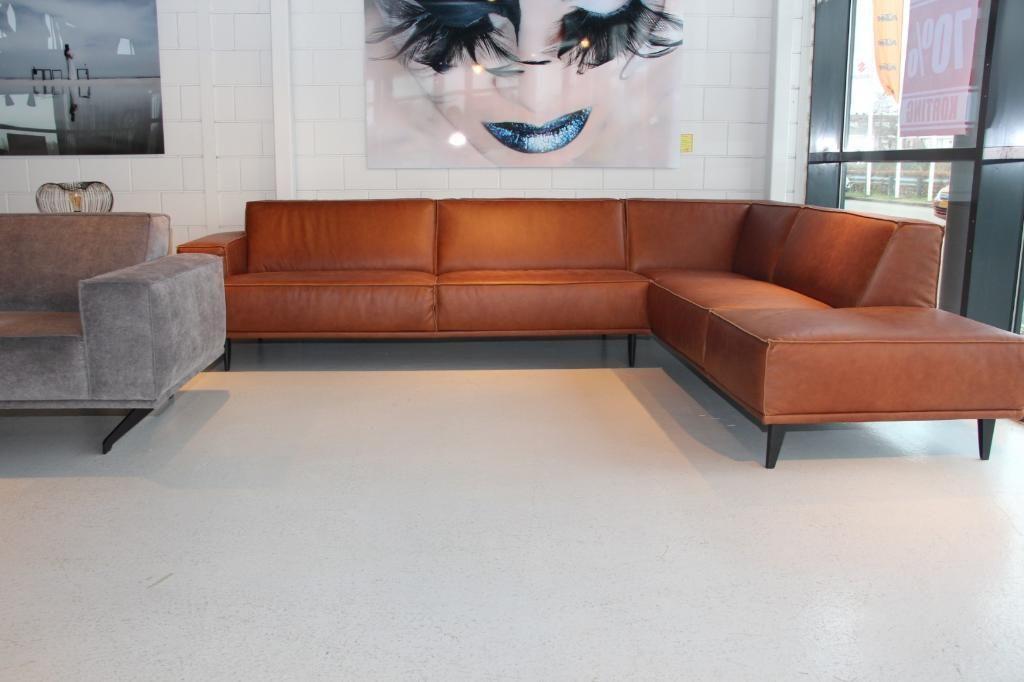 Hoekbank Banken Bankstellen.Design Bank Nomad Cartel Living Leer Stof Ook Als